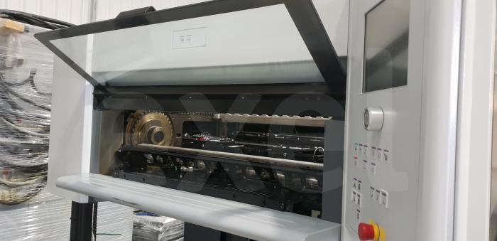 Photo of (2014 HEIDELBERG SPEEDMASTER SX 74-5}