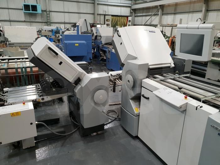 Photo of (2008 HEIDELBERG STAHL TH 56-4.4}