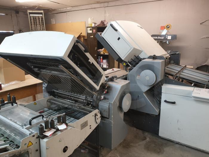 Photo of (2005 HEIDELBERG STAHL TH82-6.4.X}