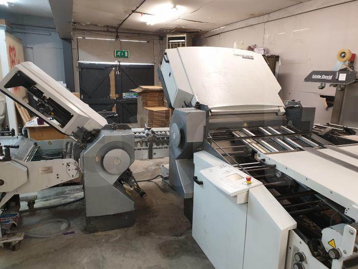 Photo of 2005 HEIDELBERG STAHL TH82-6.4.X