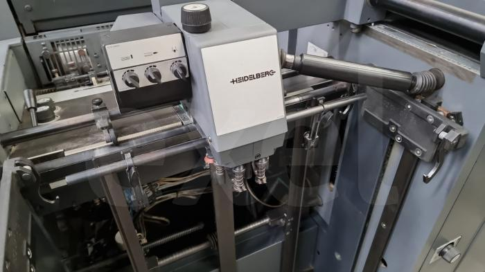 Photo of (1999 HEIDELBERG SPEEDMASTER 52-2}