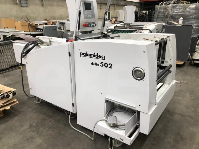 Photo of 2007 PALAMIDES DELTA 502 STACKER